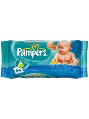 Pampers Regular Wipes Single Pack