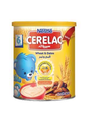 Cerelac Wheat Dates 400g