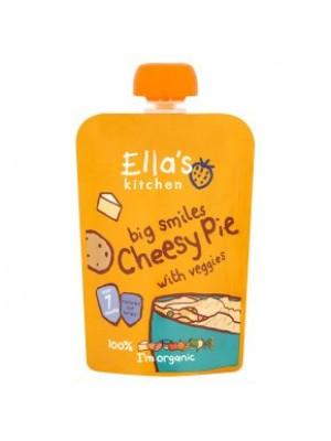 Ella's Kitchen Cheesy Pie with Veggies