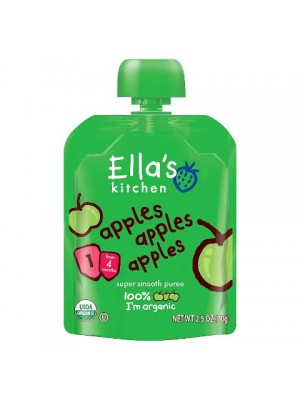 Ella's Kitchen Apples,Apples,Apples