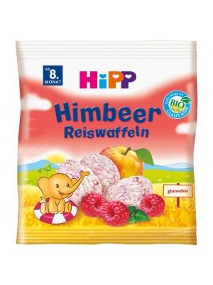 HIPP Raspberry Rice Cakes