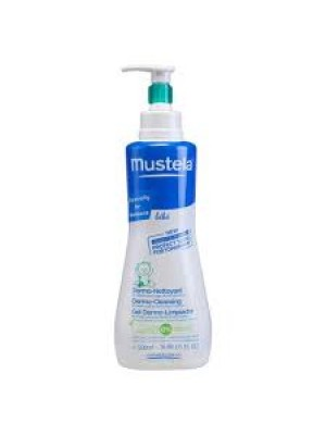 Mustela Dermo-cleansing Gel (500ml)