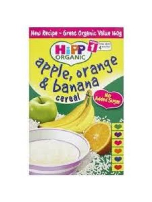 HiPP Apple, Orange and Banana Cereal