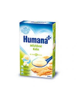 Humana Milk Cereals Biscuits