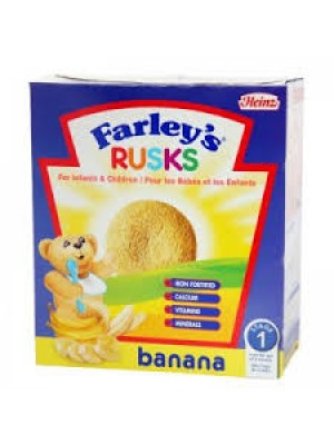 Heinz Farley's Banana Rusks (150g)