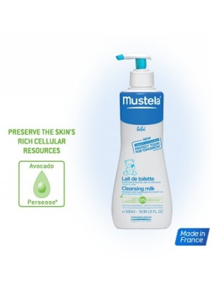 Mustela Cleansing Milk (200ml)