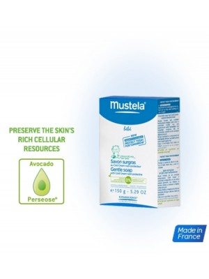 Mustela Gentle Soap (150g)