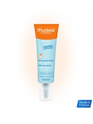 Mustela After Sun Spray (125ml)