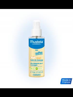 Mustela Massage Oil (110ml)
