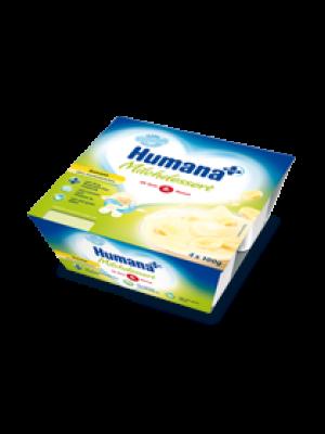 Humana Milk Dessert (Peach) x4