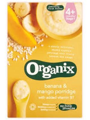 Organix Banana & Mango Porridge
