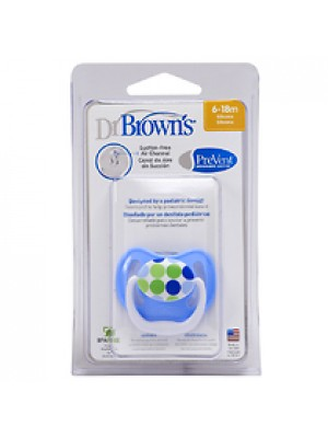 Dr Brown's Stage 2 (6-18m) Blue