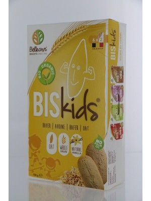 BISkids 150g (Natural Vanilla flavor)