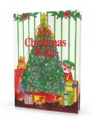 """My Christmas Wish"" Personalized Book"