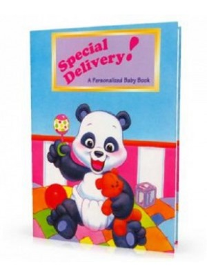 """""""Special Delivery"""" Personalized Book"""