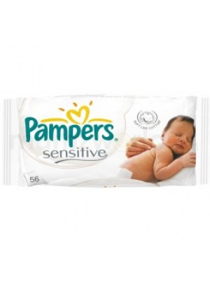 Pampers Sensitive Wipes Single Pack