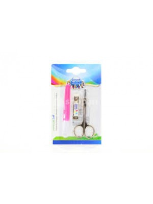 Canpol Babies (Scissors/Nail Clipper/Nail File) Set
