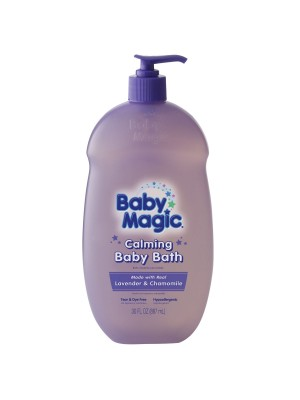 Baby Magic Calming Baby Bath 887 ml