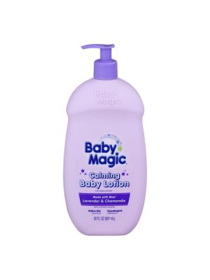 Baby Magic Calming Baby Lotion 887 ml