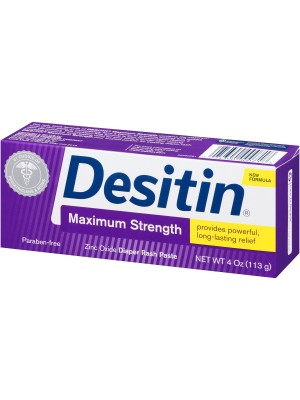 Desitin Nappy Cream Maximum Strength (113g)