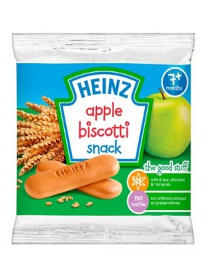 Heinz Apple Biscuits (240g) - Image is for illustrative purposes