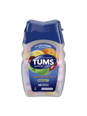 TUMS Chewable Tablets (48)