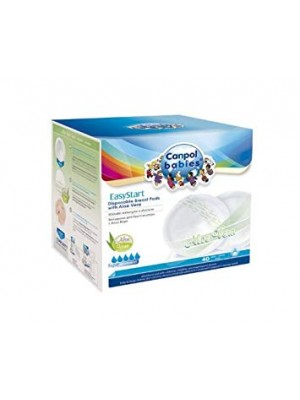 Easy Start Disposable Breast Pads with Aloe Vera