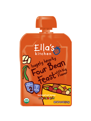 Ella's Kitchen Four Bean Feast
