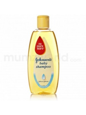 Johnson & Johnson Shampoo 500ml