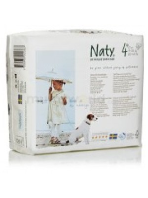 Naty Large Size 4 (27 Diapers)