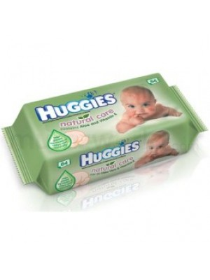 Huggies Wipes Aloe Single Pack