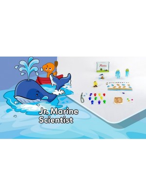 Flintobox Jr. Marine Scientist (3-4 years old)
