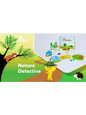 Flintobox Nature Detective (3-4 years old)