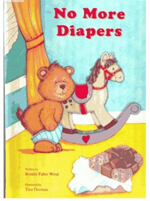 """No More Diapers"" Personalized Book"