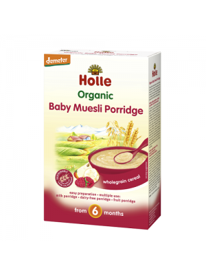 Holle Baby Muesli Porridge (6m+)