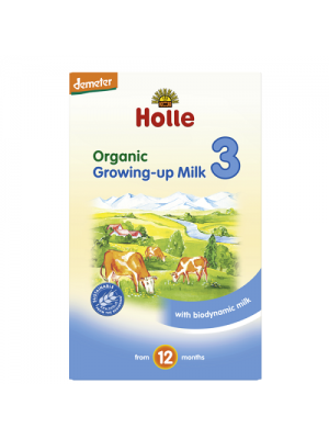 Holle Organic Growing up Milk Stage 3