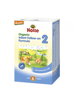 Holle Organic Follow on Formula Stage 2