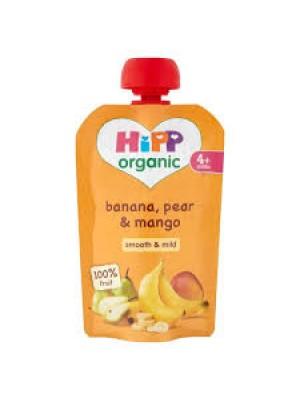 HiPP Banana, Pear & Mango