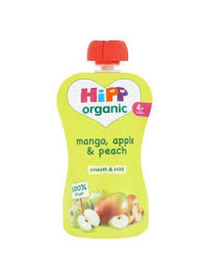 HiPP Mango, Apple & Peach