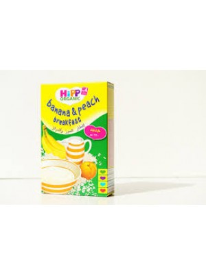 HiPP Banana & Peach Breakfast