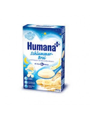 Humana Milk Cereals Banana