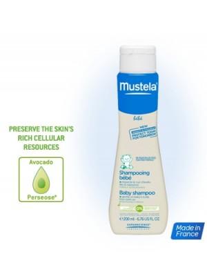 Mustela Baby Shampoo (200ml)