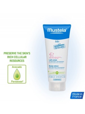 Mustela Body Lotion (300ml)
