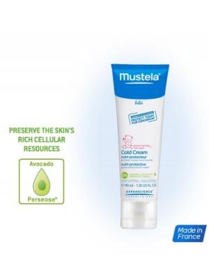 Mustela Nutri-protective Cold Cream (40ml)