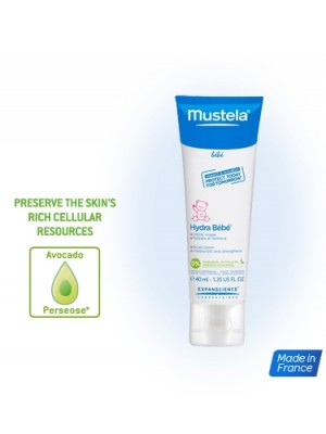 Mustela Facial Cream (40ml)