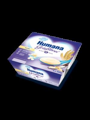 Humana Semolina Dessert (Biscuit) x4