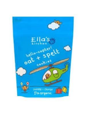 Ella's Kitchen Oat + Spelt Cookies (80g)