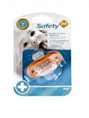 Safety 1st Pacifier with medicine dispenser