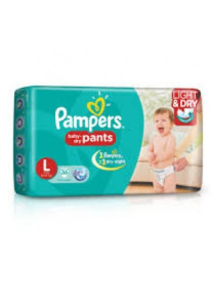 Pampers Pants Size 4 Jumbo (44)