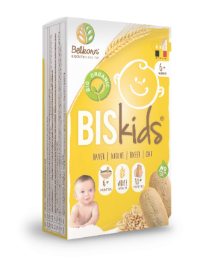 BISkids 150g (Oats flavor)